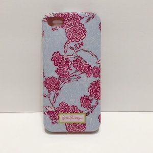 Lilly Pulitzer IPhone Case 5S/5 Cherry Blossom